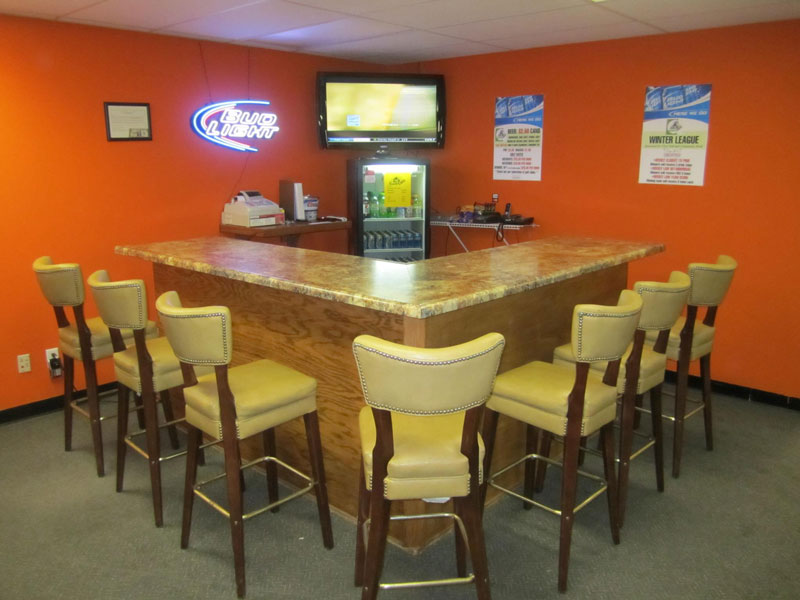The Golf Cave Bar